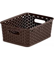 Curver úložný box, MY STYLE, hnědý, velikost S
