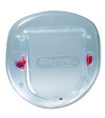 Staywell Dvierka transparentné úzkoprofilová typ 270