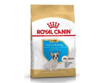 Royal Canin Breed Fr. Buldoček Junior 3 kg