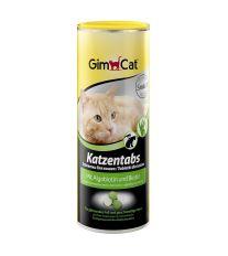 Gimpet Tablety s algobiotinem - doplnkové krmivo pre mačky, 710 tabliet 185 g