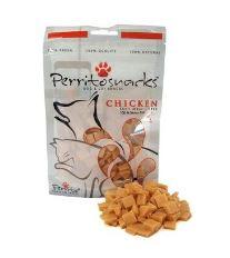 Perrito Snacks Chicken soft cubes - kuracie maškrta pre psov a mačky 50 g