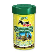 Tetra Pleco Wafer plátky krmiva pre bylinožravé sumečky