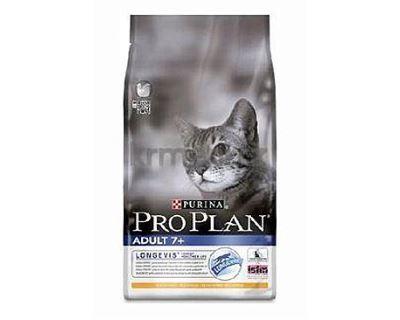 ProPlan Cat Adult 7+ Chicken - kuracie pre mačky od 7 rokov