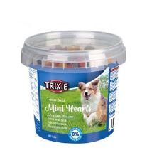Trixie Trainer snack Mini Hearts kuře, jehněčí a losos 200g