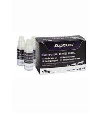 Aptus Sentrx Vet Eye Gel - sterilné očný gél pri poranení očnej rohovky pre domáce zvieratá, 10x3 ml