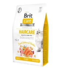 Brit Care Cat GF Haircare Healthy&ShinyCoat 2kg