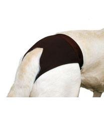 Karlie-Flamingo Hárací kalhotky černé XL, 50-59cm