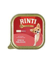 Rinti Gold vanička - hovädzie & perlička 100 g