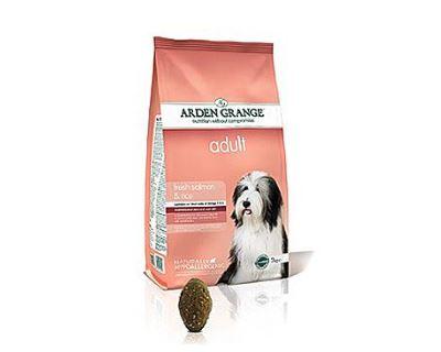 Arden Grange Dog Adult Salmon Rice 6 kg