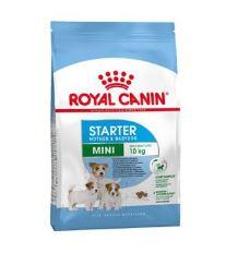 Royal Canin Mini Starter - pre gravidné a dojčiace suky malých plemien a šteňatá do 2 mesiacov