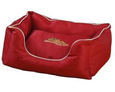 Snoozzzeee Xtreme pelech-sofa cherry, 81 cm