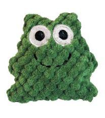 Hračka cat textil Active žaba Kong