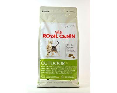 Royal Canin Feline Outdoor - pre dospelé mačky žijúce väčšinou vonku 2 kg