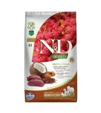 N&D GF Quinoa DOG Skin&Coat Venison & Coconut 2,5g