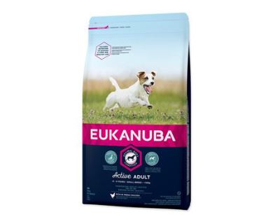 Eukanuba Adult Small Breed 15 kg