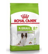 Royal Canin X-Small Mature +8 - pre psov nad 8 rokov trpasličích plemien