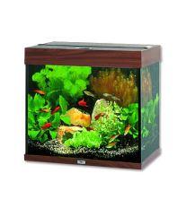 Juwel Lido 120 akvárium set tmavo hnedý 61x41x58 cm, objem 120 l
