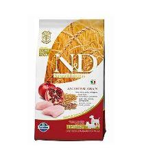 N&D Low Grain Dog Light S / M Chicken & Pomegranate
