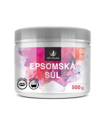 Allnature Epsomská sůl 500 g