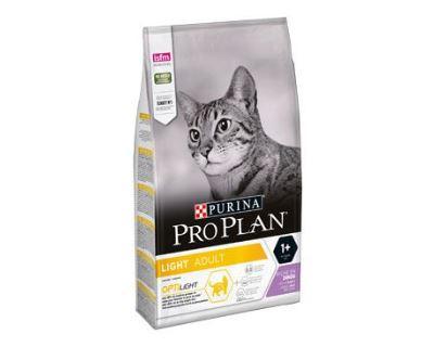 ProPlan Cat Light Turkey & Rice - morčacie & ryža proti obezite 3 kg