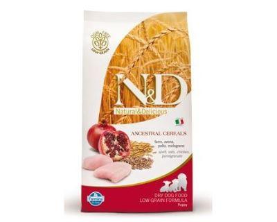 N&D Low grain Dog Puppy Maxi Chicken & Pomegranate