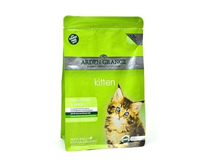 Arden Grange Cat Kitten Chicken & Potato - kuracie & zemiaky pre mačiatka 400 g