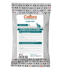 Calibra Cat HA Senior & Light Turkey80g - vzorek