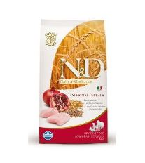 N&D Low Grain Dog Adult Chicken & Pomegranate