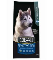 CIBAU Dog Adult Sensitive Fish&Rice