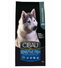 CIBAU Dog Adult Sensitive Fish&Rice