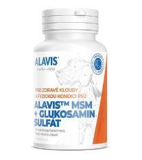 Alavis MSM + Glukosamin sulfát pre psy, 60 tabliet