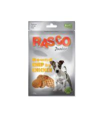 Pochoutka RASCO junior kolečka z kuřecího masa 80 g