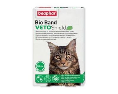 Beaphar Bio Band repelentný obojok pre mačky 35 cm