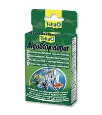 Tetra Algo Stop Depot proti vláknitým riasam 12 tabliet