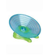 Kolotoč - lietajúci tanier pre myši a škrečky 17 cm TR
