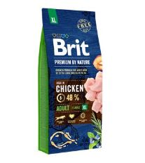 Brit Premium by Nature Dog Adult XL 15 kg