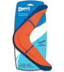 Chuckit! plovoucí Bumerang Medium- oranžová