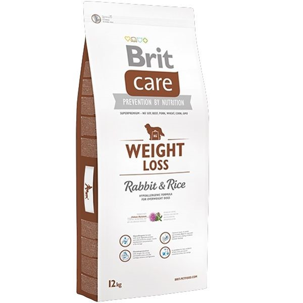 3d7d8957d66 Brit Care Dog Weight Loss Rabbit   Rice