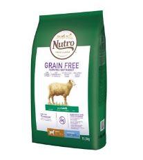 NUTRO Dog Grain Free Puppy Large Lamb 11,5kg