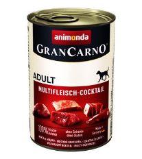 Animonda Gran Carno Adult Konzerva - mäsová zmes pre psov