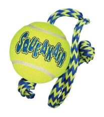 Tenis lopta na šnúrke Kong Air dog - M