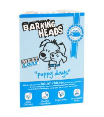 Konzerva pre psov Barking Heads Puppy Days 150 g