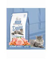 Brit Cat Daisy I`ve to control my Weight - moriak & ryža pre mačky s nadváhou