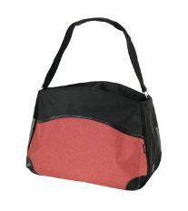 Taška cestovní BOWLING M červená 44x24x33cm Zolux