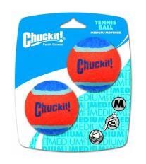 Chuckit! loptičky tenisové oranžovo modré, 2 ks