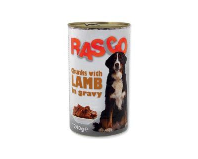 Konzerva RASCO jehněčí kousky ve šťávě