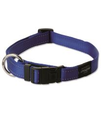 Obojek pre psa nylonový - Rogz Utility - modrý - 2 x 34-56 cm