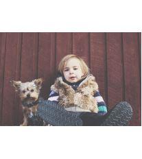 Psa za ocásek netaháme! Pravidla pro děti