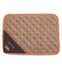 Scruffs Thermal Mat Termálne podložka čokoládová - veľkosť XS, 60x45 cm