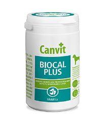 Canvit Biocal Plus - minerálny doplnok pre psov